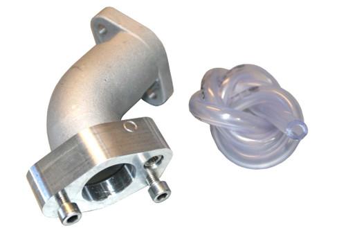 P/N ETT0834: Tillotson T225RS Intake Manifold Assembly w/ Adapter Plate