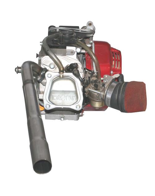 P/N EXF5050: RLV SP28 Clone Pipe, Standard D Flange