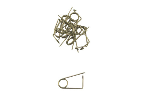 P/N FAS0130: Clip Spring Retainer, Large