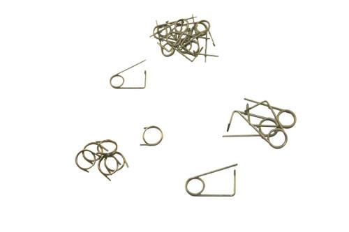 P/N FAS0151: Clip Spring Retainer, Assortment