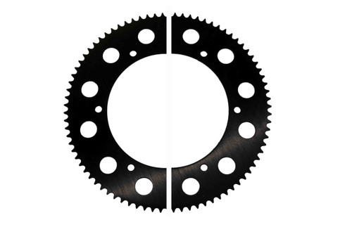 #219 Black Magic Axle Sprockets