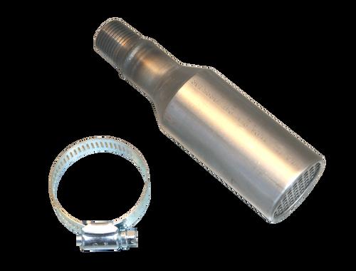 """P/N EXF4117: MINI91 1/2"""" Exhaust Silencer"""