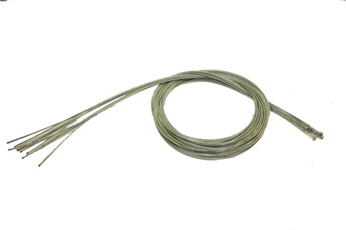 "P/N CBL2075: Throttle Cable, .192 Ball End 96"" L"