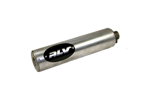 "P/N EXS6141: 3"" X 12"" Silencer, 1"" Core, Receives 1 1/8""OD Stinger"