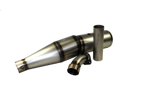 P/N EXT5250: SR Formula Y Pipe, Direct Drive