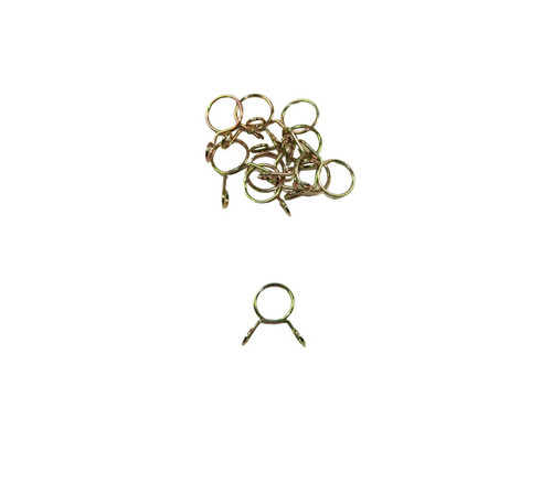 P/N FAS0175: Spring Clip for Fuel Line