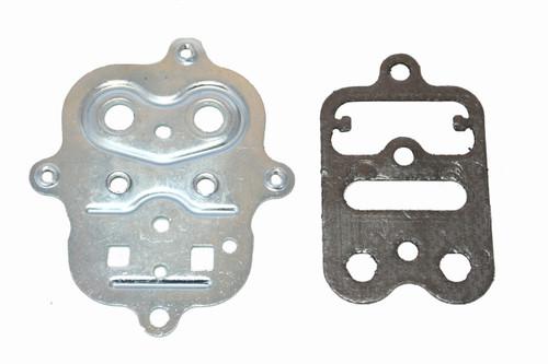 #16: P/N EBL1032: Cylinder Head Plate, Metric