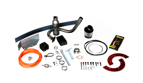 P/N EBK0505: RLV B&S LO206 Accessory Basic Kit, #35 (No Clutch or Motor Mount)