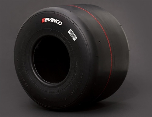 Evinco Red Tire
