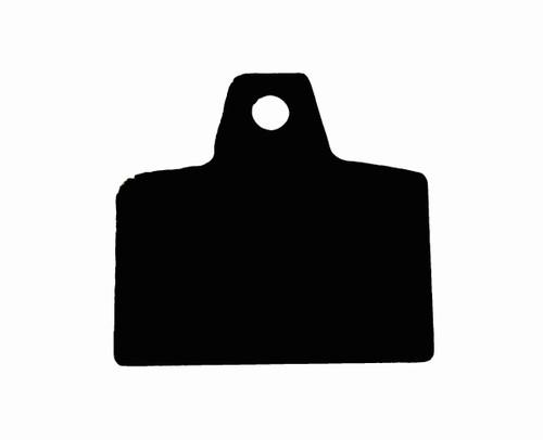 #10: P/N VLE3255: 0039 Brake Pad Spacer
