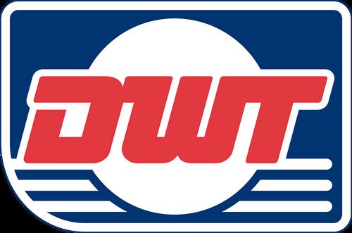 "P/N WHL0510: DWT Wheel, Spun Aluminum, 5"" x 4.625"""