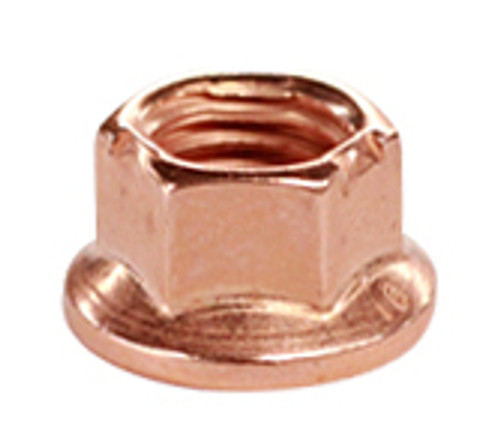 P/N WHL9025: RLV Wheel Flange Nut, Copper (12 pk)