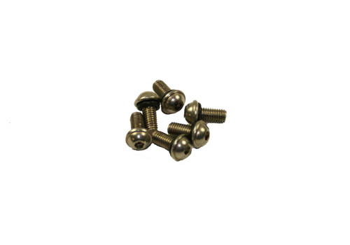 P/N WHL9050: RLV Bead Lock Screw w/ O-Ring (6 pk)