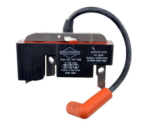 #01: P/N EBL2025: JR PVL Ignition Module, 4,100 RPM Limiter