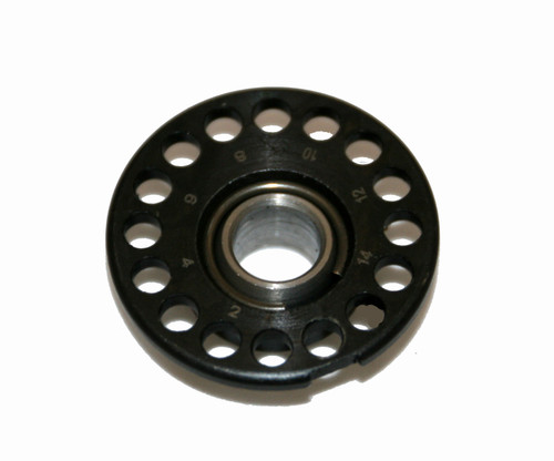 #08: P/N VLS2050: 0039 Spindle Caster/Camber Pill, 16 Position, Right