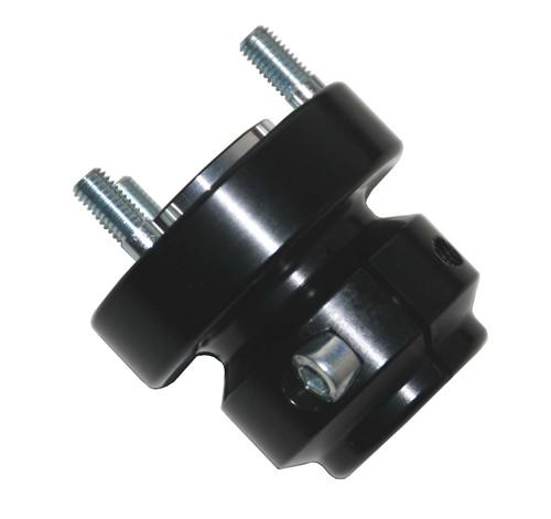 #18: P/N VLS2365: Sapphire Cadet Rear Wheel Hub, 30mm x 60mm