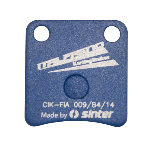"#09: P/N VLS3252: Sapphire Cadet Brake Pad, ""Soft"""