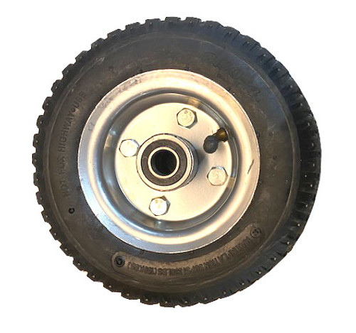 """P/N KTS9008: Replacement Kart Stand Tire/Wheel, 8"""""""