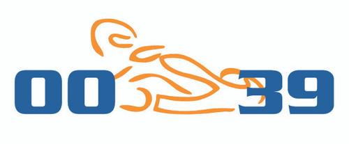 #29: P/N VLS3575: 0039 Foot Rest, for Sapphire Kart
