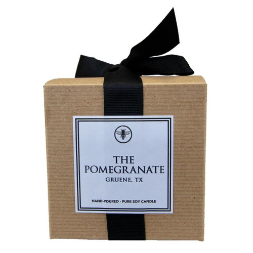 The Pomegranate Candle