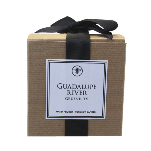 Guadalupe River Candle