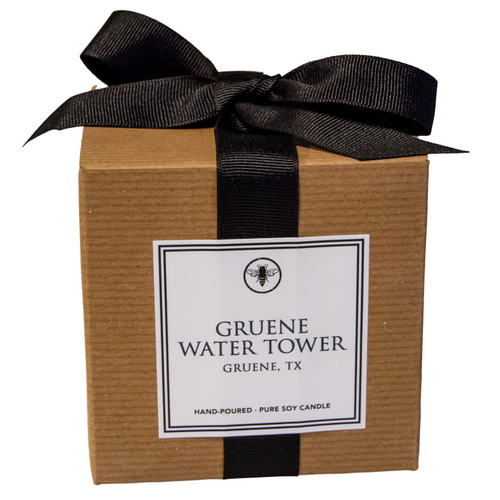 Gruene Water Tower Candle