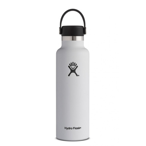 21 OZ STANDARD MOUTH BOTTLE- WHITE