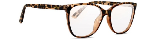 SHIRLEY CAT EYE BLUE LIGHT GLASSES- TORTOISE