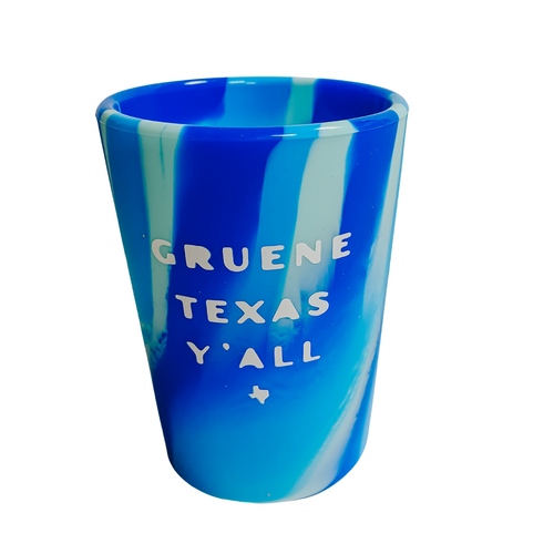 8oz Gruene Kid Friendly Tumbler- Sky Blue