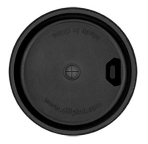 16oz Tumbler Lid- Black
