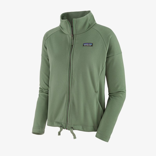 Patagonia Quiet Ride Jacket- Ellwood Green