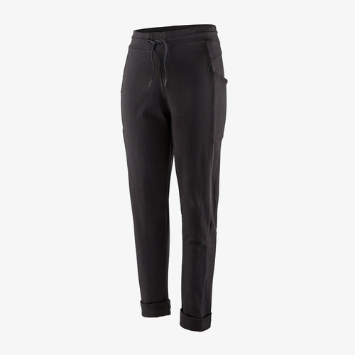 Patagonia Organic Cotton Roaming Joggers- Black