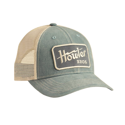 Howler Electric Hat- Slate Blue/ Stone