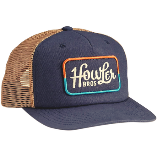 Howler Classic- Navy/ Old Gold