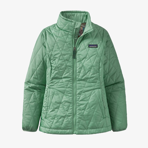 Patagonia Nano Puff Jacket- Gypsum Green