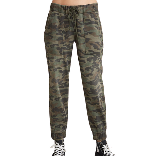 Bella Dahl- Pocket Jogger- Camo