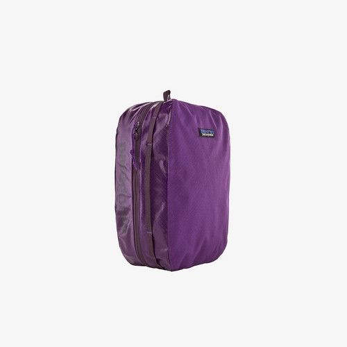 Patagonia Large Black Hole Cube- Purple