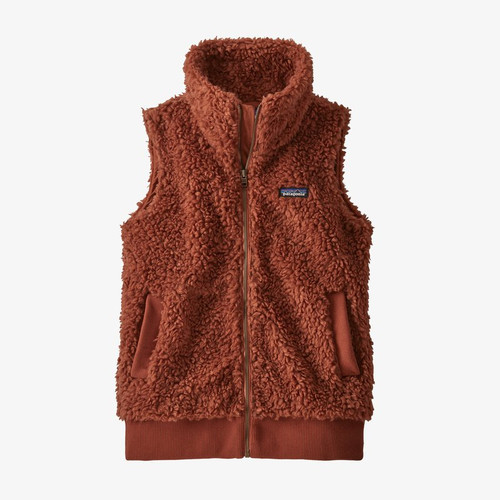 Patagonia Dusty Mesa Vest- Burnished Red