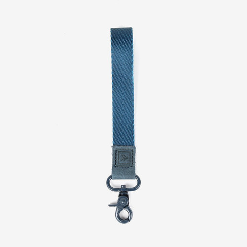 Thread Wallets Wrist Lanyard- Midnight Blue