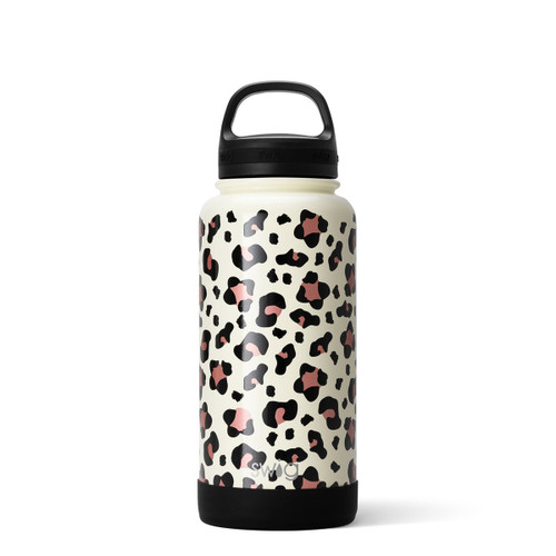 Swig 30oz Bottle- Leopard
