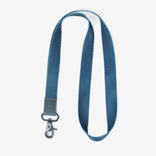Thread Wallets Neck Lanyard- Midnight Blue