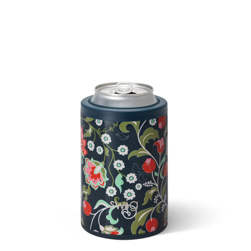 Swig 12oz Can Cooler- Lotus