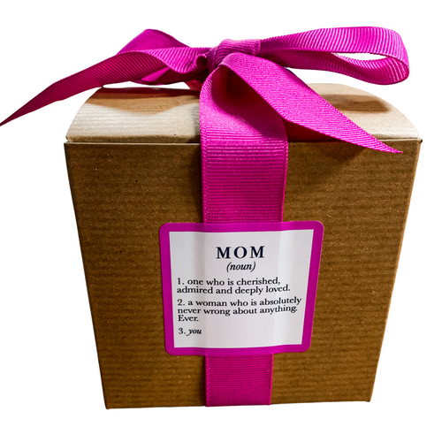 Ella B Mom Definition Candle