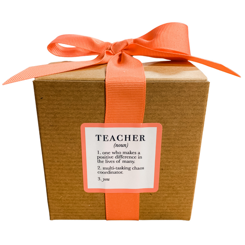 Ella B Teacher Definition Candle