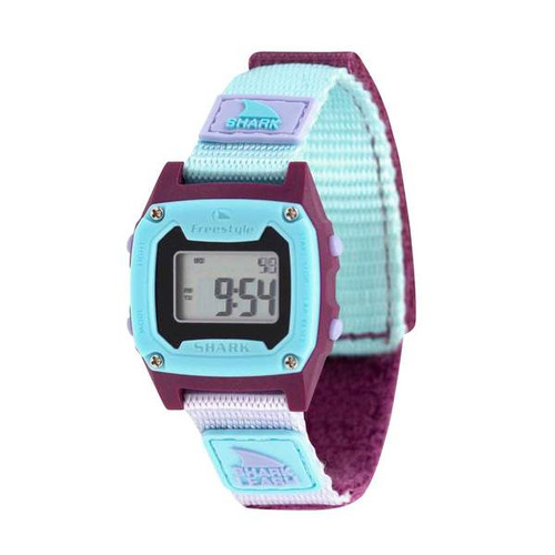 Shark Freestyle Watch Mini Leash- Blue Raspberry