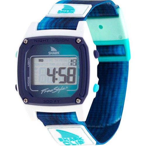Freestyle Classic Clip Shark Watch- wavelength