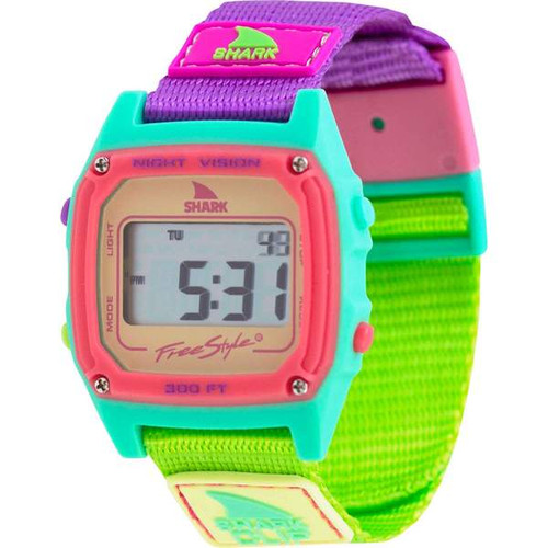 Freestyle Classic Clip Shark Watch- Sour Apple