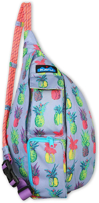 Kavu Mini Rope Bag- Pineapple Pop