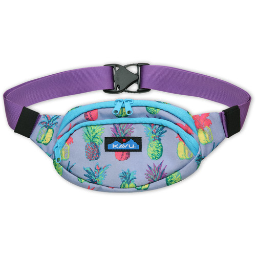 Kavu Spectator- Pineapple Pop Fanny Pack
