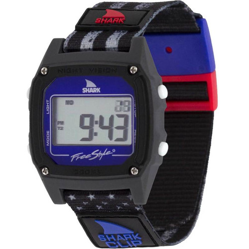 Freestyle Shark Watch Mini Clip- Courage